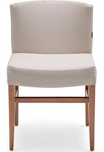 Cadeira Curve Madeira Maciça Design Exclusivo By Studio Artesian