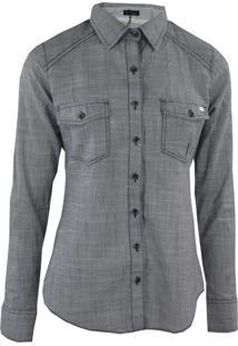 Camisa Gajang Cinza