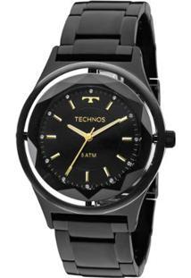 8326d548f41 Relógio Digital Aco Moderno feminino