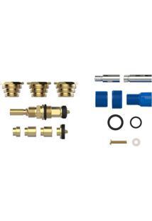 Kit Fácil 10 Em 1 Para Registro 060101-21 - Blukit - Blukit