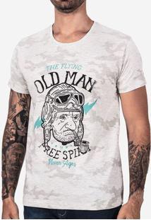 Camiseta Velho Camo 102257