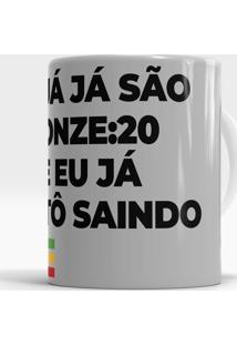 Caneca Já São Onze:20