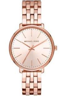 Relógio Michael Kors Pyper Feminino - Feminino-Rose Gold