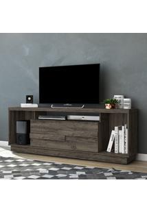 Rack Para Tv 1 Porta Bia 504025 Vulcano - Madetec
