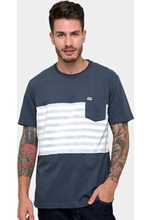 Camiseta Mcd Especial Core Stripes Masculina - Masculino