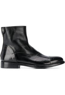 Alberto Fasciani Ankle Boot Windy - Preto