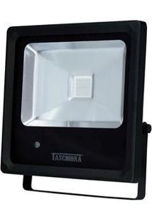 Refletor Tr Led 10 Rgb Taschibra Preto - 10W