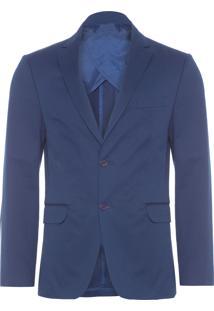 Blazer Masculino Classic - Azul