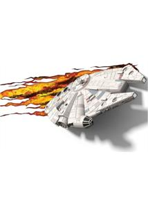 Luminária 3D Light Fx Star Wars Millennium Falcon