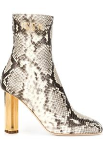Dsquared2 Ankle Boot Icon - Marrom