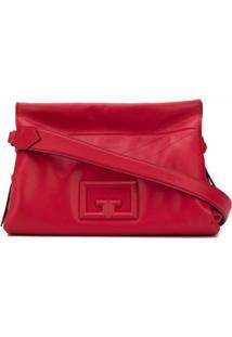 Givenchy Bolsa Tiracolo Id93 Média - Vermelho