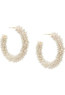 Mignonne Gavigan Taylor Earrings - Branco