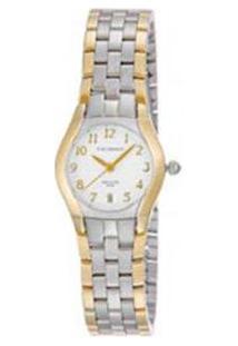 Relógio Technos Feminino - Gl10Hv/5B Gl10Hv/5B - Feminino-Prata