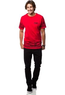 Camiseta Asphalt Abstract - Masculino