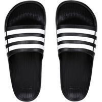 b29c75804 Chinelo Masculino Adidas Duramo Slide Preto/Branco