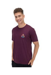 Camiseta O'Neill Keen - Masculina - Vinho