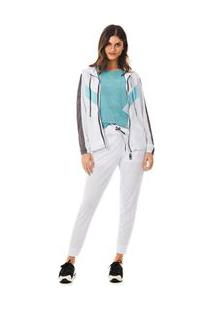 Jaqueta Comfort Color Branco