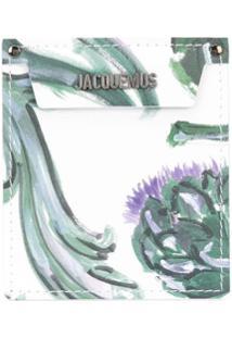 Jacquemus Carteira Le Porte Poche - Branco