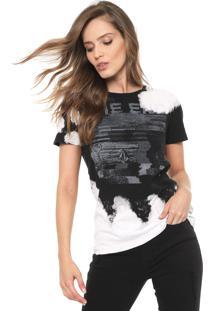 Camiseta Volcom Gmj Preta