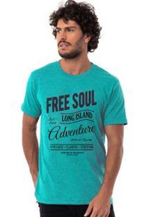 Camiseta Long Island Rong Masculina - Masculino