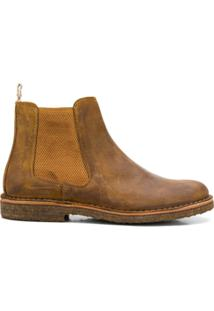 Astorflex Ankle Boot Chelsea Bitflex - Marrom