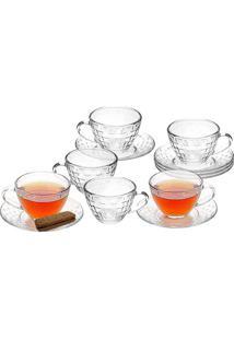 Conjunto Xícaras De Chá Le Picnic 230Ml Com 6 Peças