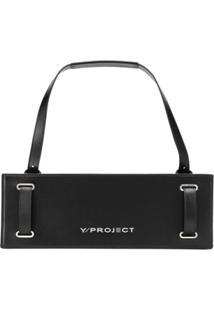 Y/Project Bolsa Tote - Preto