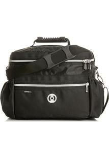 Bolsa Térmica Iron Bag Clássica Pop Tamanho G + Combo De Acessórios - Unissex