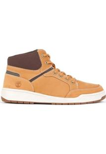 Bota Raystown Fabric And Leather Sneaker