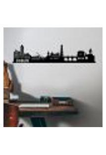 Adesivo De Parede Cidade Dublin - G 38X173Cm