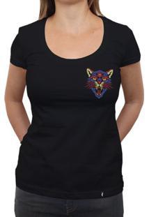 Radicalanimal#01 - Camiseta Clássica Feminina