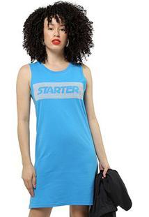 Vestido Starter Black Label - Feminino