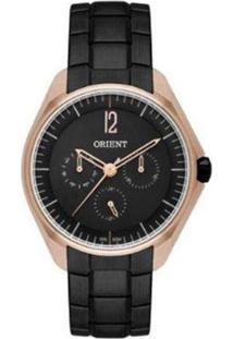 Relógio Feminino Orient Ftssm038 P2Px - Unissex-Preto