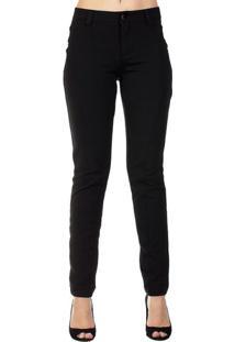 Calça Jeans Escura Reta Alphorria