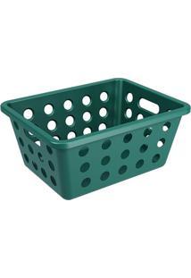 Cesta One- Verde- 8,6X18,6X14,2Cm- Cozacoza