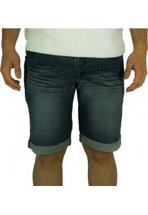 Bermuda Jeans Masculina Gangster 17.01.1766