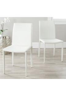 Cadeira Amanda Rivatti Vermelho