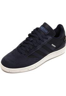 Tênis Adidas Skateboarding Busenitz Azul-Marinho