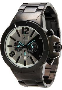 Relógio Quiksilver Kaspian Metal - Masculino