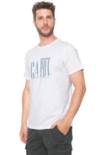Camiseta Yacht Master Capri Island Branca
