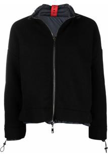 Falke Reversible Zip-Fastening Jacket - Preto