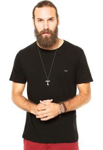 Camiseta Sergio K Básica Preto