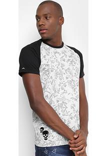 Camisa Polo Gangster Masculina - Masculino-Mescla