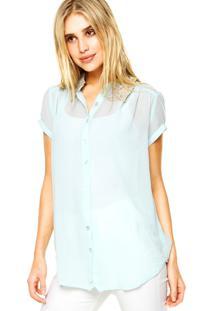Camisa Mooncity Princesa Verde