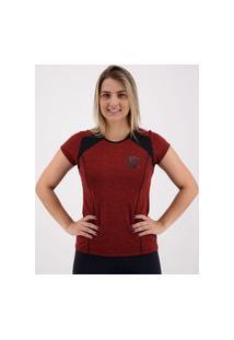 Camiseta Flamengo Cab Feminina