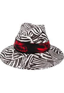 Missoni Chapéu Com Estampa De Zebra - Preto