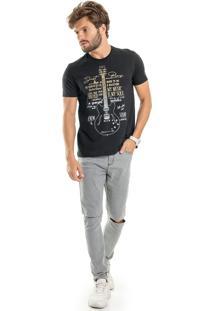 Camiseta Bugaloo Sound Preta