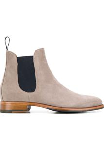 Scarosso Giancarlo Ankle Boots - Cinza