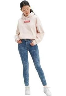 Calça Jeans Levis 711 Skinny Feminina - Feminino