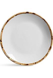 Jogo De Pratos De Sobremesa - Scalla Bambu (6 Peças)